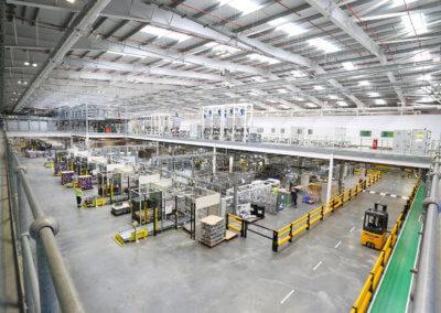 Ashington-factory