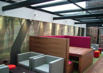 Liverpool Hope Universite Coffee Lounge