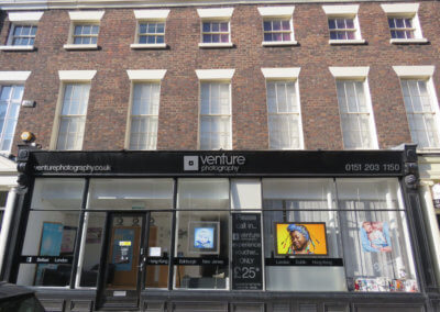 Photography shop and studios