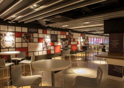 LFC Shankley Lounge