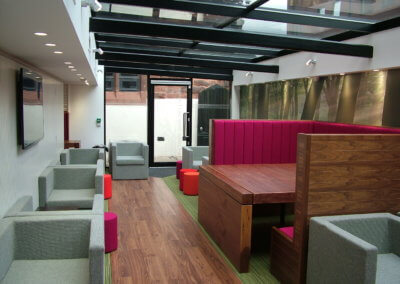 Liverpool Hope Universite Coffee Zone