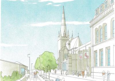 SFX Church, Everton